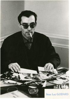 À bout de souffle [Breathless]   Jean-Luc Godard, director
