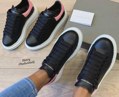 Alexander Mcqueen Sneakers, Alexander Mcqueen Shoes, Sneaker Heels, Shoes Sneakers, Apex Shoes, Mcqueen Trainers, Walker Shoes, Shoes World, Fashion Shoes