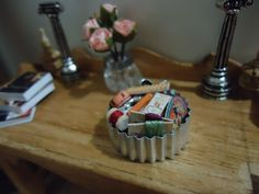 miniature sewing box 112 scale by MINISSU on Etsy