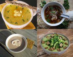 On connaît bien les soupe crues d'été, celles servies glacées qui nous rafraîchissent pendant les canicules, comme la gaspacho... Mais l'hiver, à -20 degrésCelsius, non merci! On a envie d'une sou...