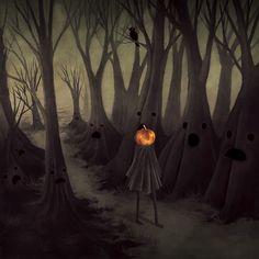Pinzellades al món: Dia de Halloween, quina por! / Día de Halloween, qué miedo! / Halloween, scary!