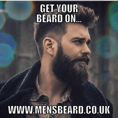 Taking Care of your Beard Bearded Men, Gifs, Passion, Movie Posters, Fictional Characters, Film Poster, Popcorn Posters, Billboard, Fantasy Characters