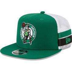 Boston Celtics Little Big Pop Green Black White New Era 9Fifty Snapback Hat