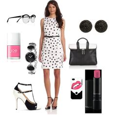 A chick work outfit for the Cool Biz mission