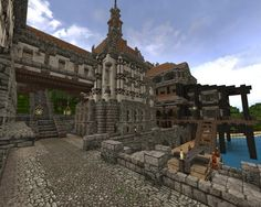 The Colonial Island Minecraft Project