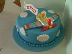 skies the limit - by littlepickers @ CakesDecor.com - cake decorating website