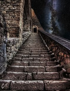 towards the stars by cüneyt topal on 500px