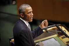 """Obama's U.N. Rallying Cry: World Must Dismantle ISIS 'Network of Death'. Last week he wanted to """"manage"""" ISIS,or pin a note on the hostages chest. Now finally, Obama sought to rally the world and especially Muslim countries to join the American fight against ISIS militants — a """"network ..."""