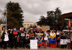 Viernes 17 Octubre 16h a 19h Manifestación en contra del encarcelamiento de Leopoldo Lopez y en contra del asiento de Venezuela en el Consejo de seguridad de la ONU (facebook)