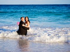 A December Trash the Dress Session! | Howarth Photography - Bermuda Photographer