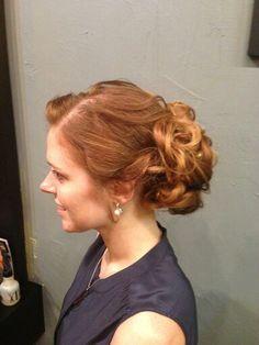 Other Side view #chandrastyles #Bridal #salon2dye4 #Houston