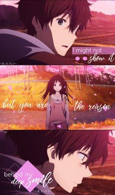 Anime Quote, Hyouka, Chitanda Eru, Oreki