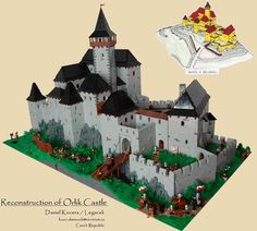 Another Lego Castle