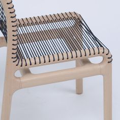Canada-based designer Henry Sun has created the Daylight saving seating collection. The furniture collection consists of a chair, low chair, and stool.