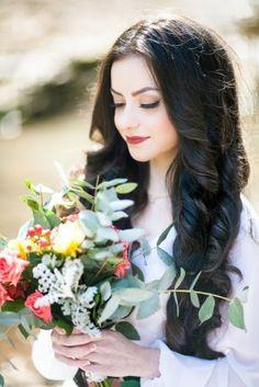 Жгучая брюнетка: невеста