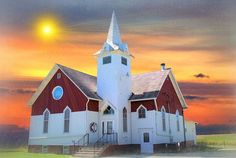 Little Cedar Church