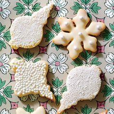 5-Ingredient Sugar Cookies -