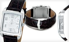 Bulova Watches for Men and Women (Up to 70% Off). 18 Options Available. Free Shipping and Free Returns. in Online Deal. Groupon deal price: $70.00