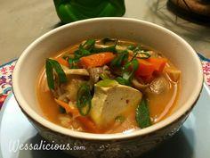Ook lekker! Thaise Tom Yam soep