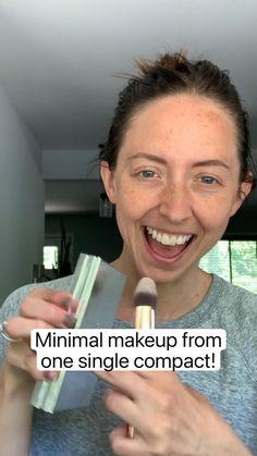 Quick Makeup, Simple Makeup, Natural Makeup, Makeup Tips, Hair Makeup, Korean Beauty Tips, Minimalist Makeup, Healthy Hair Tips, Beauty Habits
