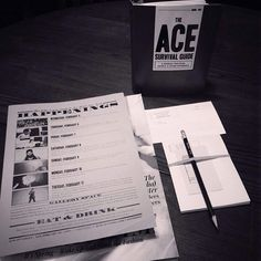 memo Ace Hotel, Personalized Items