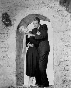 """Vertigo"" by Alfred HITCHCOCK, 1958"