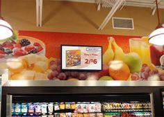 NOCO Express has chosen ADFLOW Networks as partner for their in-store digital signage