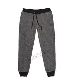 "$22 Guess Sweatpants ""Kamil"" Joggers Pants Black Gray"