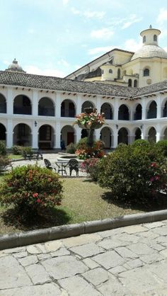 Hotel monasterio popayan