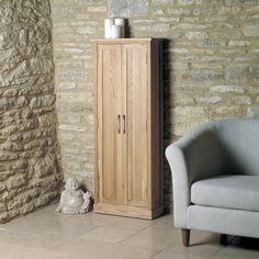 buy baumhaus mobel oak 2 door dvd storage cupboard online by baumhaus furniture from cfs uk at unbeatable price