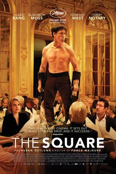 Image result for ruben ostlund the square poster