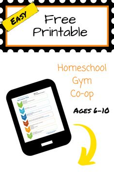 You can teach a homeschool gym class at your co-op! Lesson plan is done for you. Print the free printable lesson plan, get your supplies, and you are ready to teach. Homeschool Coop, Homeschool Worksheets, Homeschooling, Welcome Students, Preschool Coloring Pages, Teaching Skills, Gym Classes, Teacher Inspiration, How To Plan
