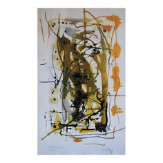 1970 Abstract Painting