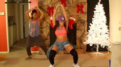 HOW TO Booty Pop and Body Roll Dance Workout.. This is a Cinnamon-approved dance workout