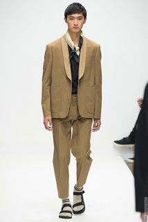 Margaret Howell Spring/Summer 2016 - London Collections: MEN | Male Fashion Trends