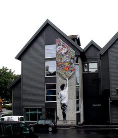 NUART 2014 Roundup: Activism, Muralism, Graffiti and Aesthetics | Jaime Rojo & Steven Harrington