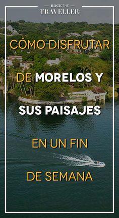 No te pierdas #morelos y sus #paisajes en la #naturaleza, un lugar perfecto para disfrutar del fin de semana.