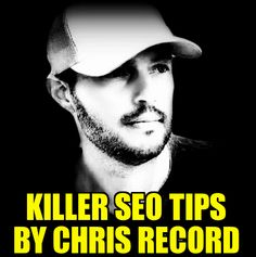 Speed Blogging Tips from Chris Record - How to Write a Killer SEO Optimized Blog Post in 30 Minutes or Less!