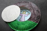 Simple Preschool Sunday School Crafts | Empty Tomb