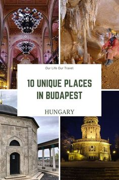 Unique things to do in Budapest: Budapest is one of my top Europe travel destinations! Here are 10 unique Budapest things to do. All about Budapest food, ruin bars, and more Budapest travel tips. Off the beaten path Budapest. #budapest #hungary Road Trip Europe, Places In Europe, Europe Travel Guide, Us Travel, Travel Guides, Family Travel, Travel Destinations, Beautiful Places To Travel, Cool Places To Visit