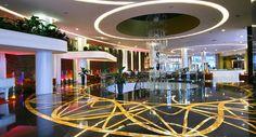MOYA public spaces :: SPLENDID Hotel :: Montenegro Public Spaces, Montenegro, Chandelier, Ceiling Lights, Table Decorations, Home Decor, Homemade Home Decor, Candelabra, Ceiling Light Fixtures
