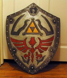 Hylian Shield  Legend of Zelda