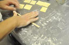 Homemade pasta - Two Blue Lemons
