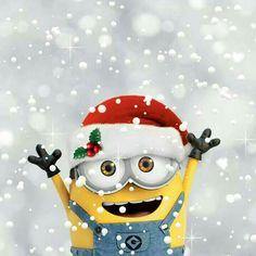 Santa Bob minion