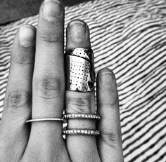 genius.  band aid ring by michelle lopez.