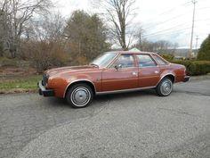 1982 AMC Concord 4-Door Sedan
