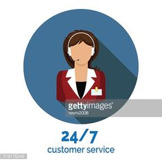 519176249-customer-service-flat-icon-gettyimages.jpg (414×414)