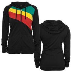 premium selection 9bd9f b4179 Rasta Urban Wear   Shop HipHop Clothing Zip Hoodies - Urban Classics - Page  3