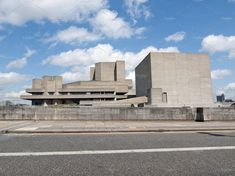 The Royal National Theatre in London designed by architect Sir Denys Lasdun is a masterpiece of New Brutalism Royal National Theatre, London Theatre, Uk Photos, Earth, Architecture, Building, Theatres, Travel, Design
