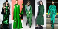 Kermit-approved colour to evening wear 2016 season